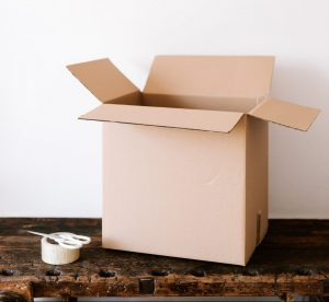 Packing materials for moving or self-storage